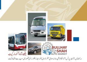 Bullhay Shah Auto Market