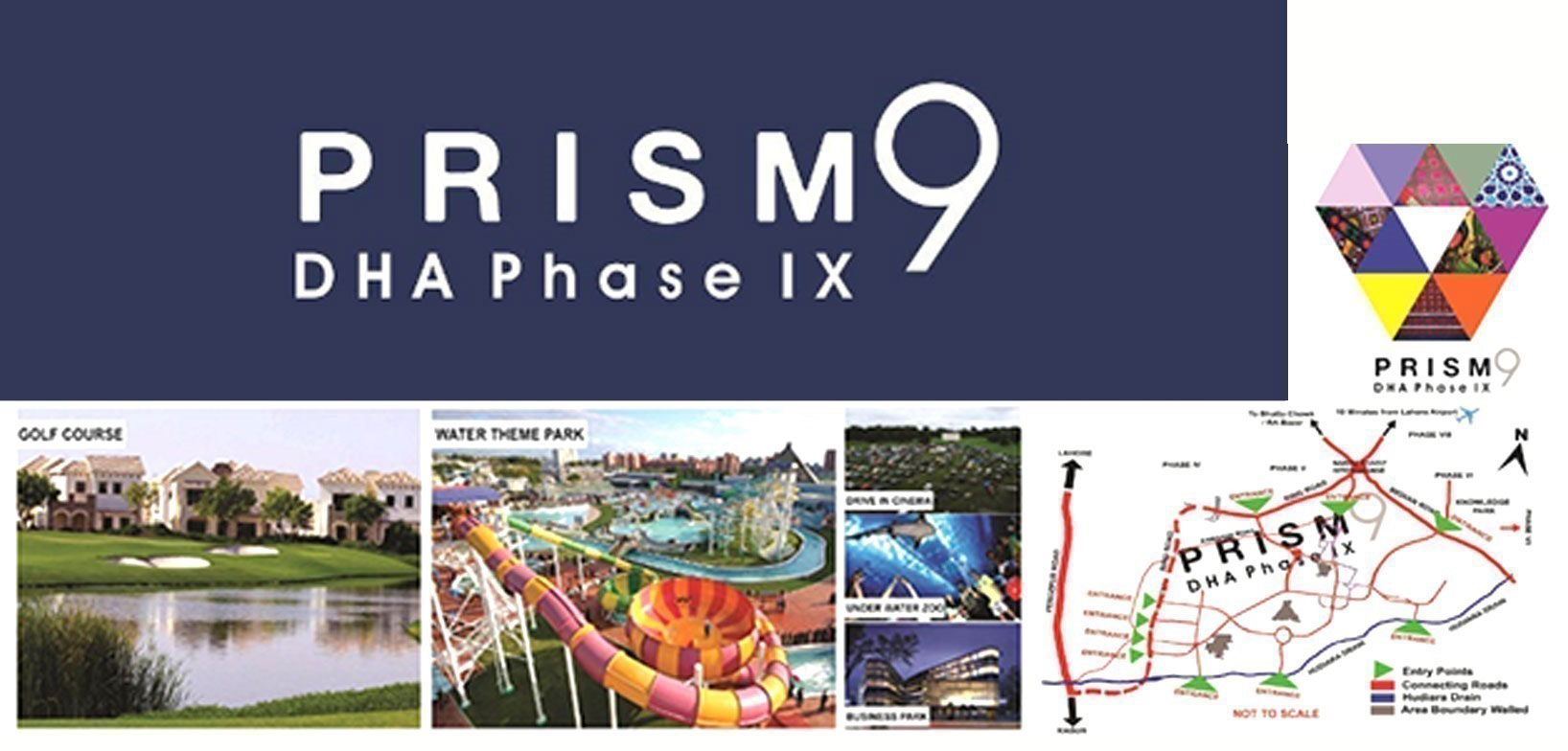 Plot No 2139 For Sale In Dha Phase 9 Prism Very Good Location And Very Low Price