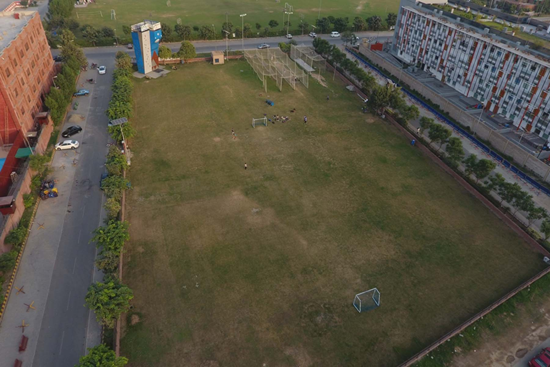 DHA Phase 5- 5 Marla Plot For Sale Very Good Location In