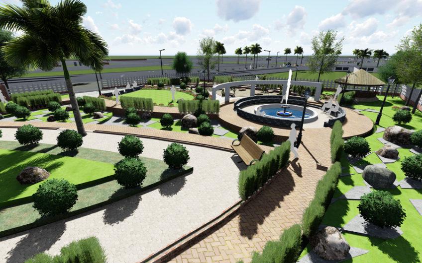 Coreopsis Farm Houses 8 Kanal Plot on Easy Installment Plan