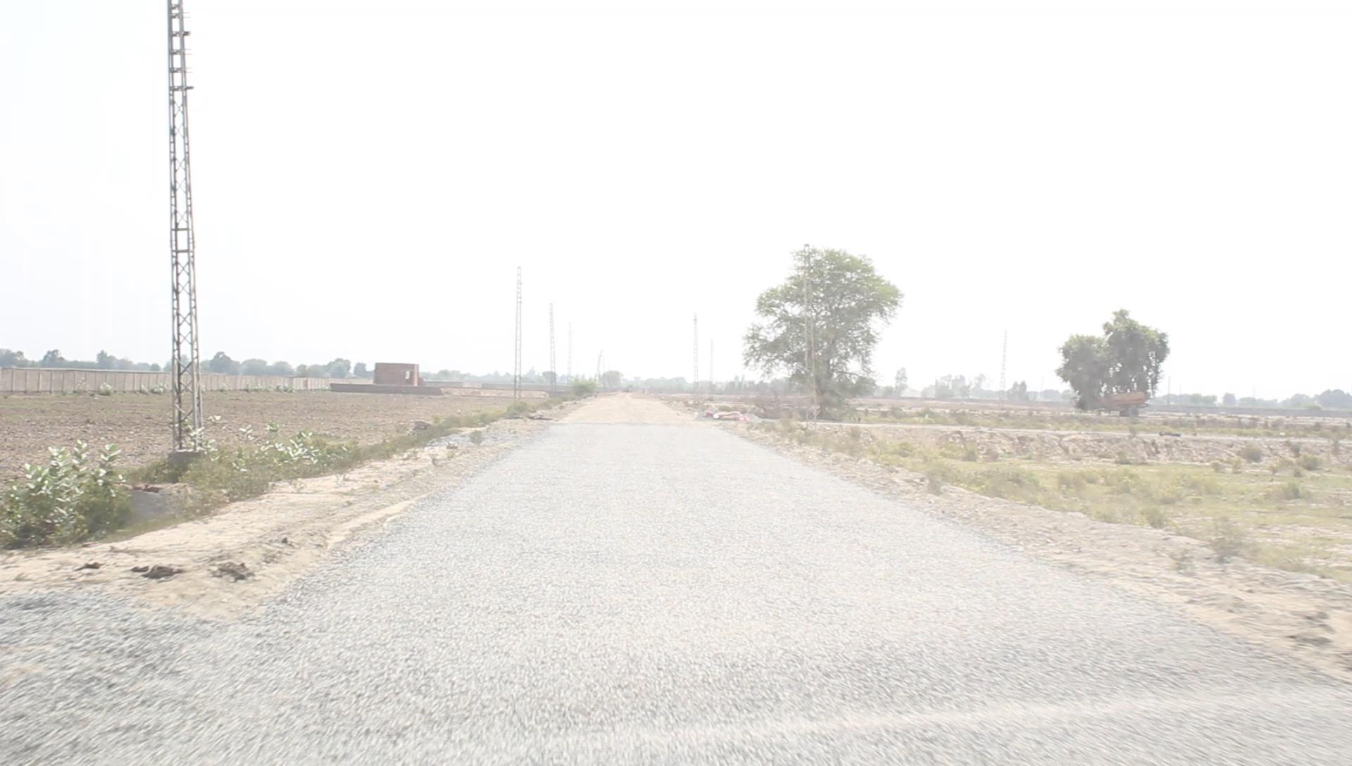 Olympians Cooperative Housing Society Lahore, Boundary Wall 2 Kanal Plot For Sale