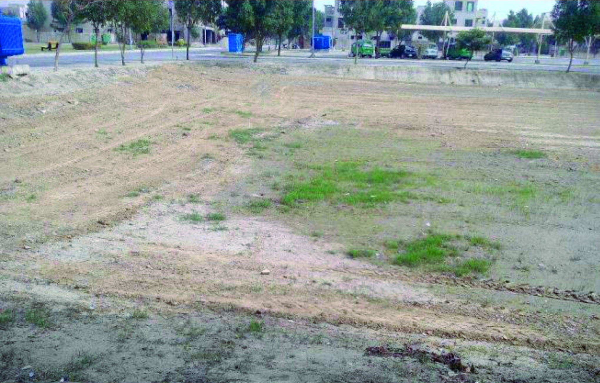 DHA Lahore EME Phase 12, New Balloted Plot For Sale Very Reasonable Price 2 Years Installment