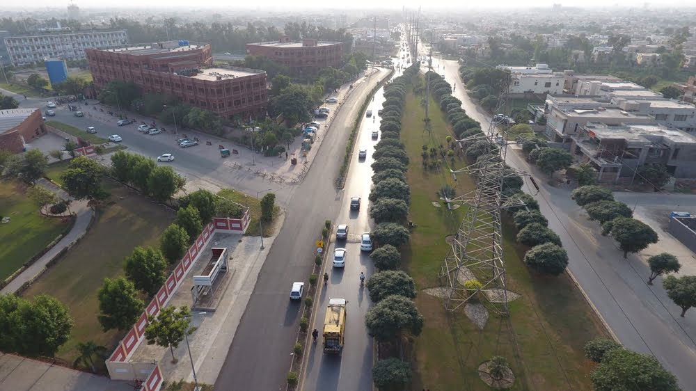DHA Lahore Phase 9 Prism C Block 1 Kanal Plot Available For Sale