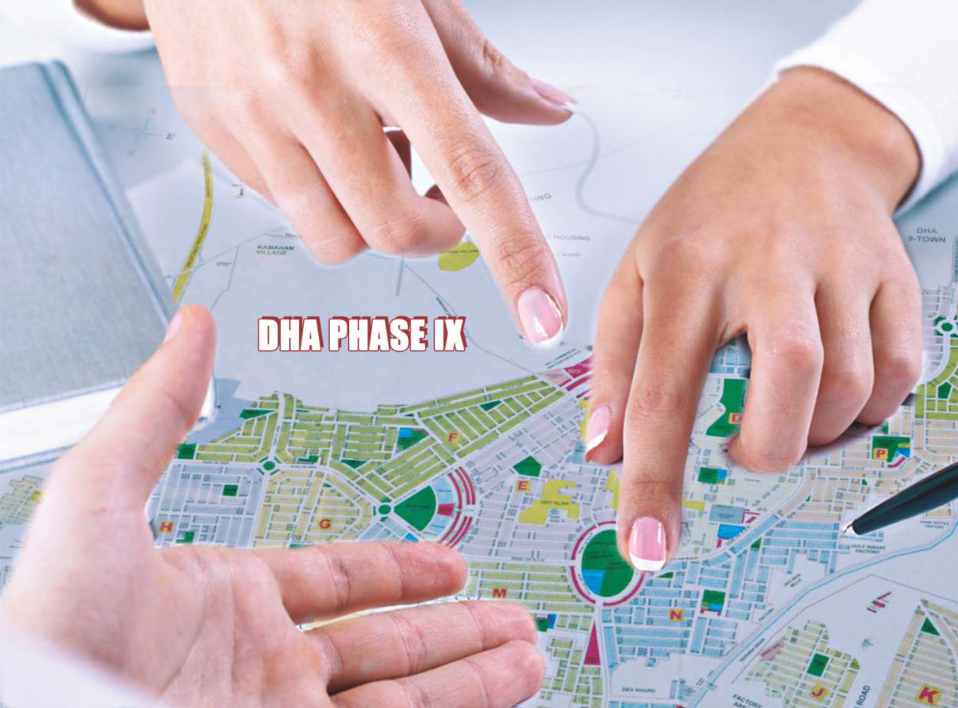 DHA Lahore Phase 9 Prism L Block 1 Kanal Residential Plot For Sale